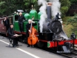Jazz on Puffing Billy