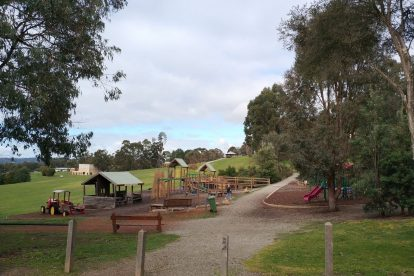 Morrison Reserve West Playground 01