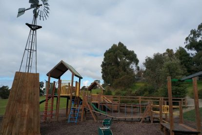 Morrison Reserve West Playground 06
