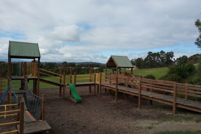 Morrison Reserve West Playground 07