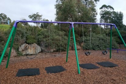 Morrison Reserve West Playground 08