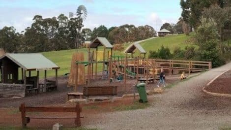 Morrison Reserve West Playground