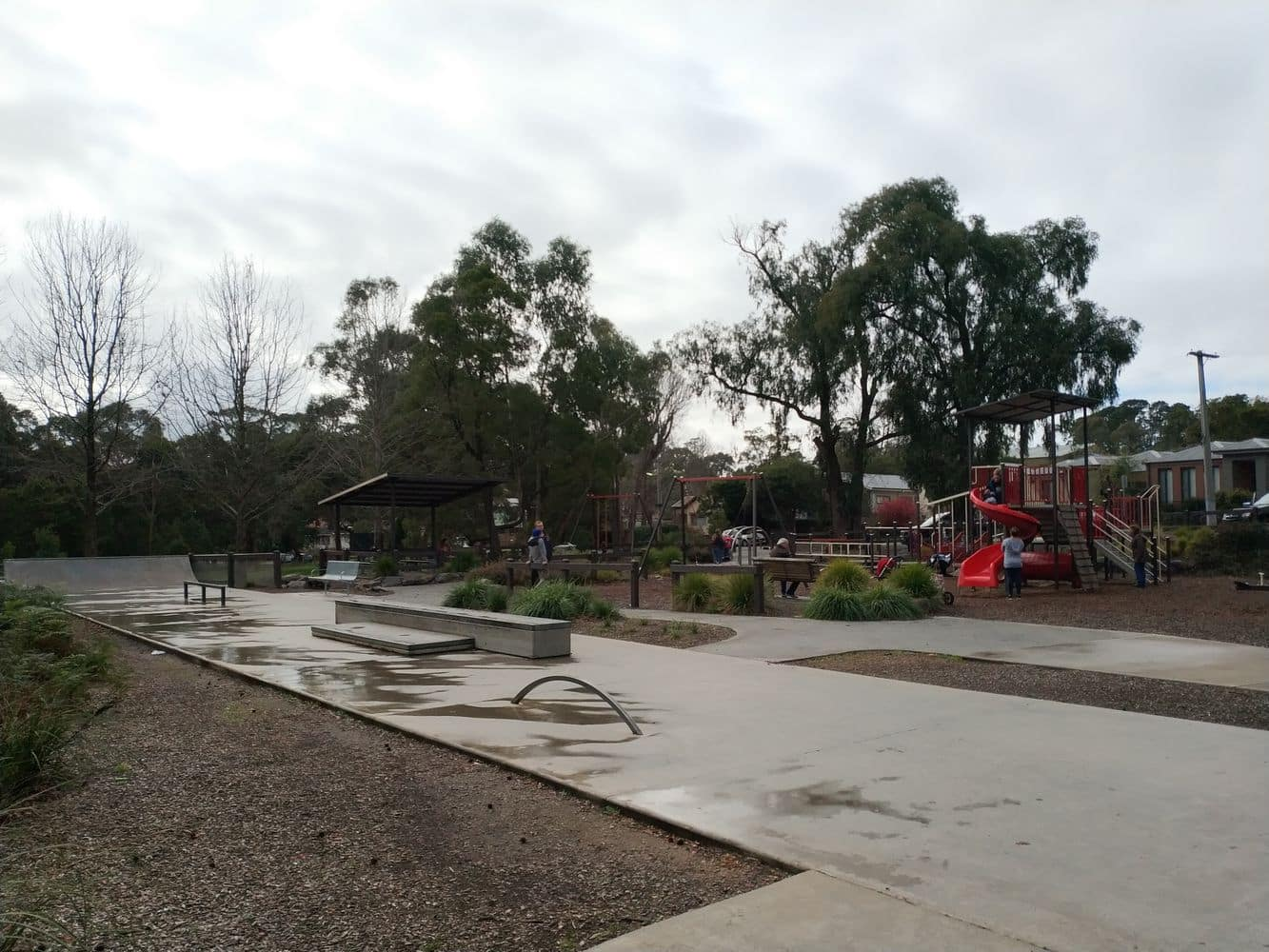 mount evelyn skate park 01