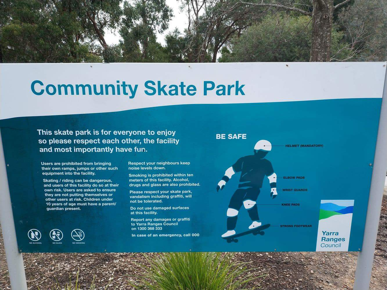 mount evelyn skate park 03