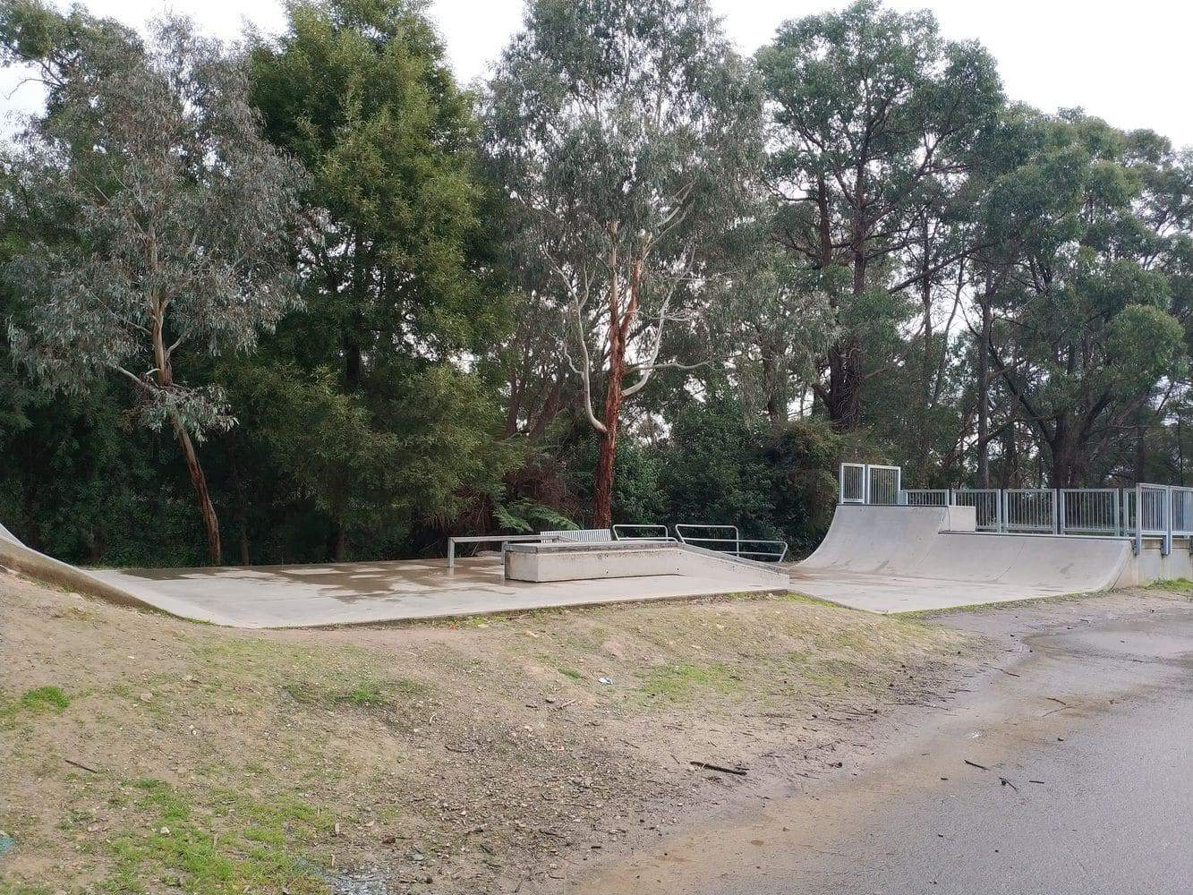 mount evelyn skate park 05
