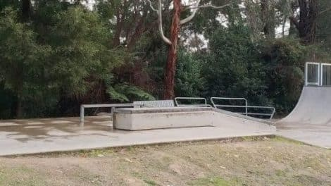 Mount Evelyn Skate Park