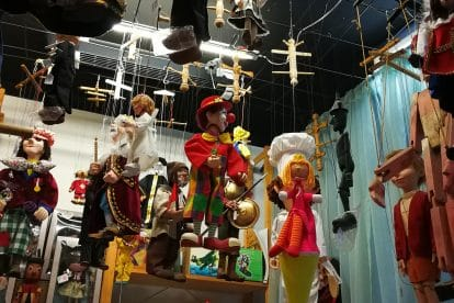 Geppetto's Workshop 8