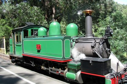 Puffing Billy 04