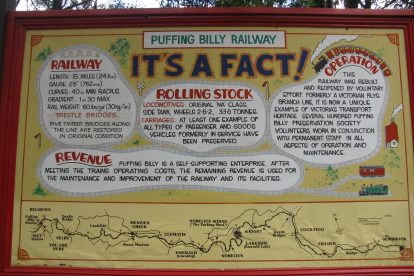 Puffing Billy 08