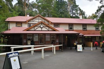 Puffing Billy 11