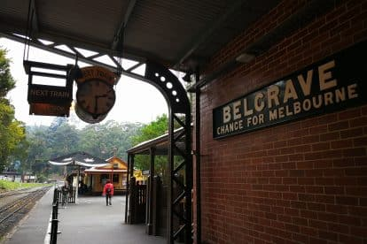 Puffing Billy 14
