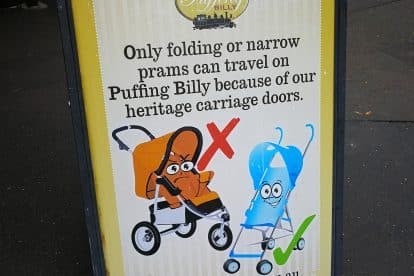 Puffing Billy 16