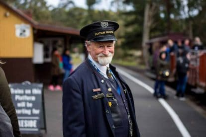 Puffing Billy 41