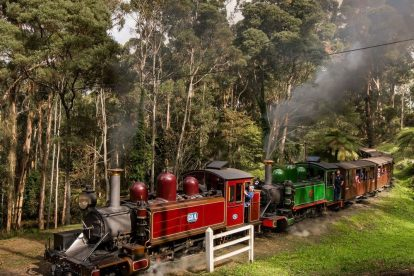 Puffing Billy 42
