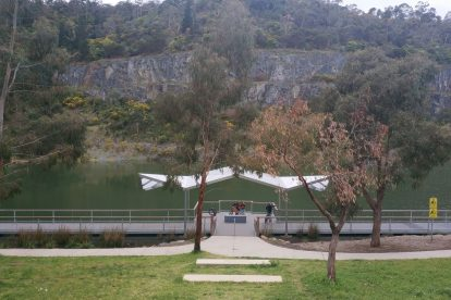 ferntree gully quarry recreation reserve 08