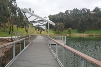 ferntree gully quarry recreation reserve 12