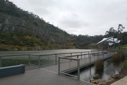 ferntree gully quarry recreation reserve 13