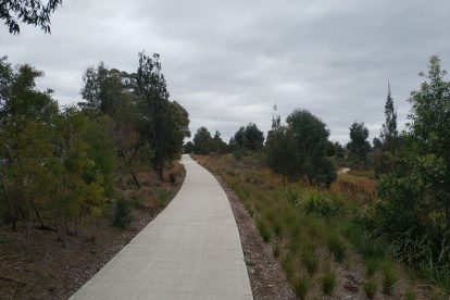 ferntree gully quarry recreation reserve 18
